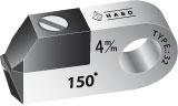 Halter No. 1000 Posalux-Standard: Passend zu allen Facettenmaschinen