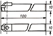 Zeichnung: No. 1900 Kettenglanzdrehdiamant, bombiert